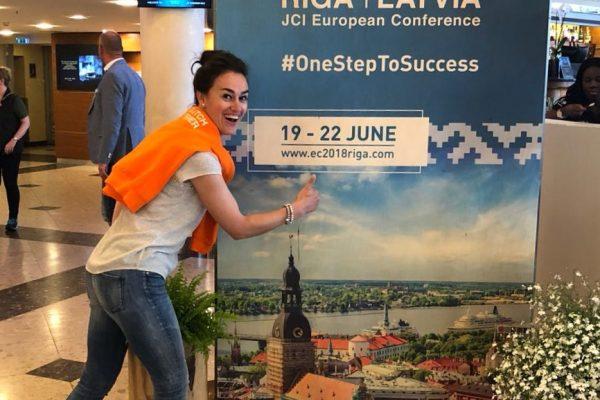Europees Congres Riga juni 2018